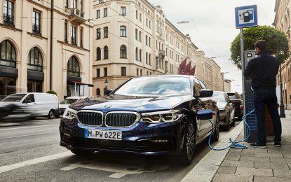 Poboljšanja za Plug-In Hybride: BMW 530e Sedan i BMW 530e xDrive Sedan – veći doseg sa baterijom većeg kapaciteta