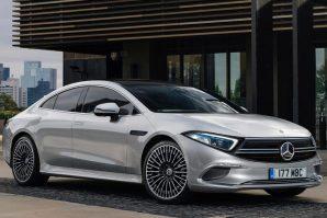 Novi potpuno električni Mercedes EQS stiže 2022. godine