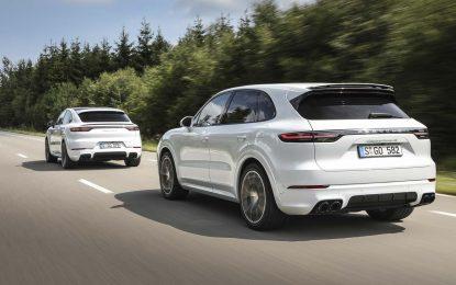 Porsche proširuje ponudu hybrida sa četiri Cayenna Hybrida [Galerija i Video]
