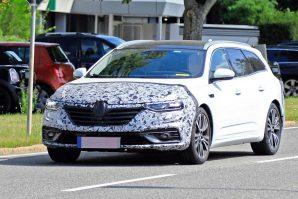 Renault Talisman Grandtour na putu osvježenja