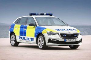 Britanska policija proširuje svoj vozni park sa Škodama Scalama
