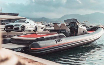 Susret Abt RS5-R Sportbecka i luksuznog sportskog glisera Sacs Strider 11 Abt Sport Master [Galerija]