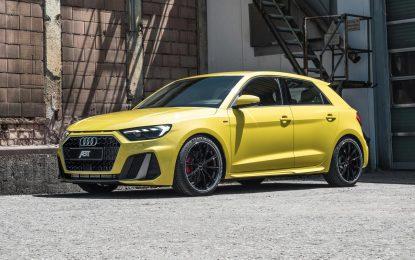Abt Sportsline Audi A1 – za užitak u vožnji [Galerija]