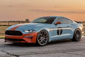 Brown Lee Performance Gulf Heritage Mustang Limited Edition – 119 primjeraka sa po 808 KS [Galerija]