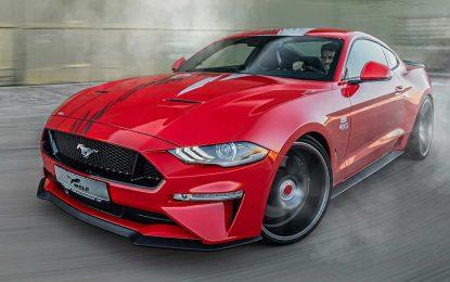 """Za 40 godina postojanja, Wolf Racing pripremio posebnu ediciju Forda Mustanga GT """"One Of 7"""" sa 735 KS [Galerija]"""