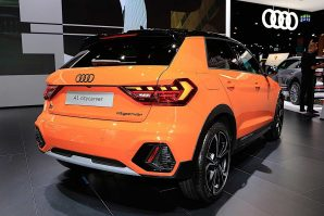 Audi A1 Citycarver – premijera u Frankfurtu [Galerija]