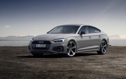 Audi A5 – osvježena ponuda i poznate cijene [Galerija]