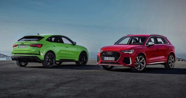 Audi RS Q3 Sportback i Audi RS Q3 [2019]