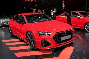 Audi RS7 Sportback – neki to vole crveno [Galerija]