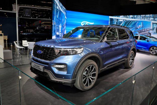Ford Explorer PHEV [2019]