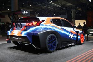 Hyundai Veloster N ETCR – električni trkaći automobil [Galerija]