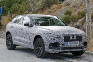 Jaguar priprema facelifting za model F-Pace