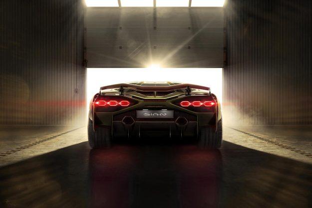 Lamborghini Sián [2019]