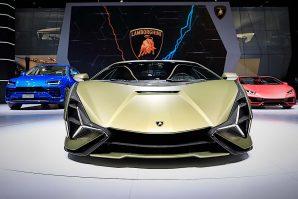 Lamborghini Sián – jedan od 63 [Galerija]