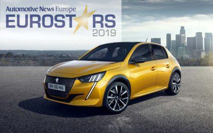 Peugeot 208 osvojio nagradu Eurostar za putnički automobil godine