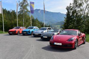 Vozili smo najbolje Porschee današnjice [Galerija]