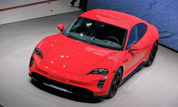 Porsche Taycan [2020]