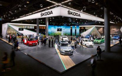 Škodini noviteti na sajmu automobila IAA 2019 u Frankfurtu