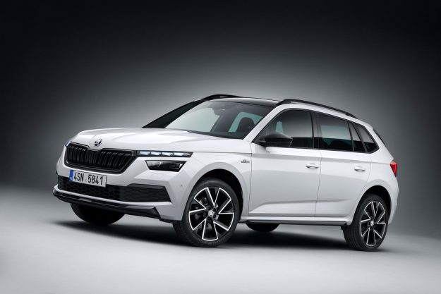Škoda Kamiq Monte Carlo [2019]