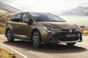 Toyota Corolla Trek – za aktivan životni stil [Galerija]
