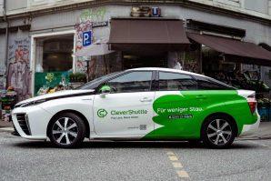 Toyota Fuel Cell Sedan Mirai – više od dva miliona kilometara na gorive ćelije
