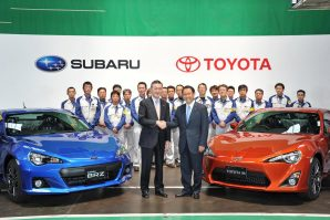 Toyota i Subaru razvijaju sportske automobile