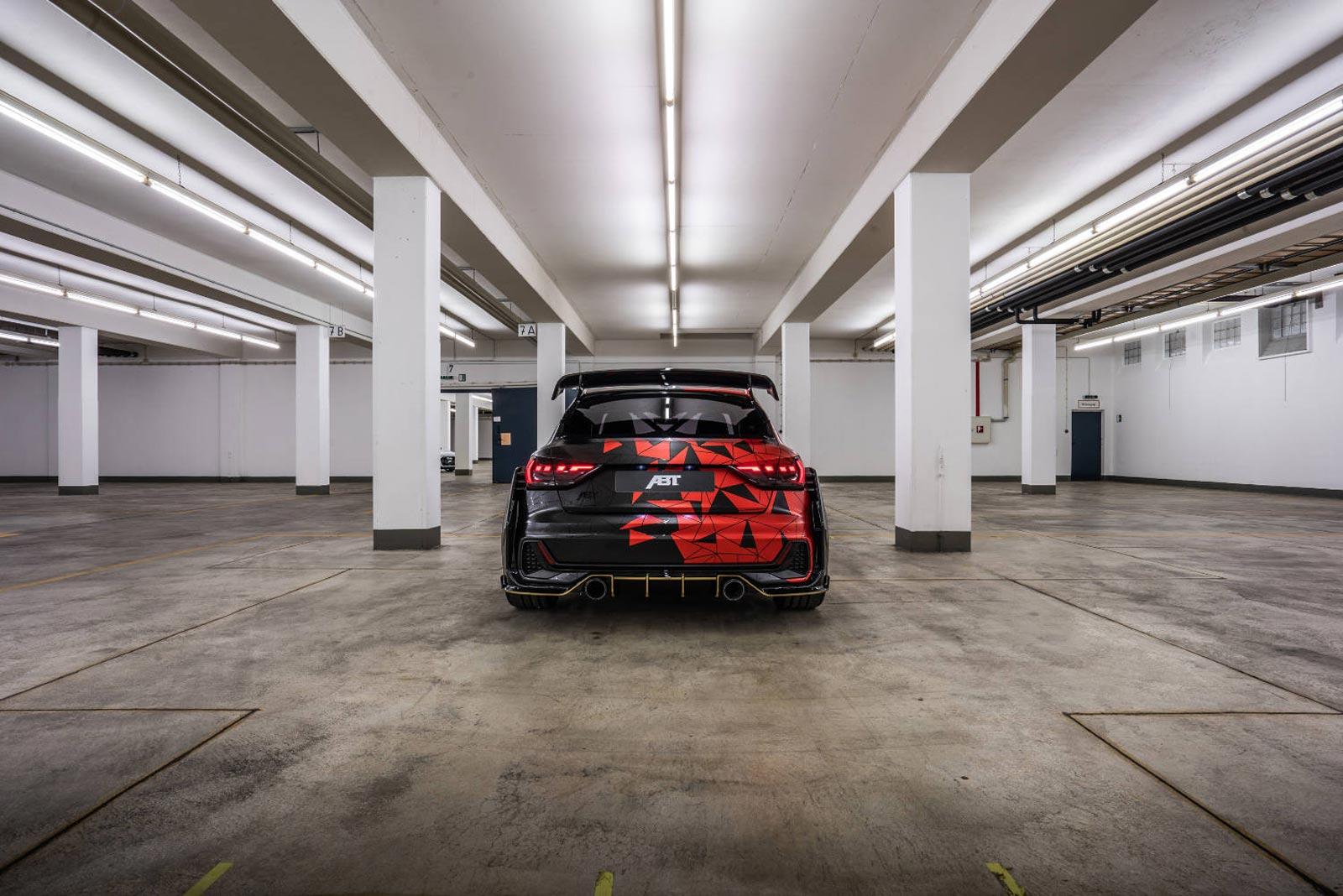 ProAuto - Abt Sportsline Audi A1 1of1 - spektakl u malom