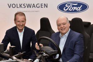 Volkswagen i Ford zajedničkim snagama pripremaju dva nova električna automobila