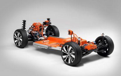 Volvo predstavio električni XC40