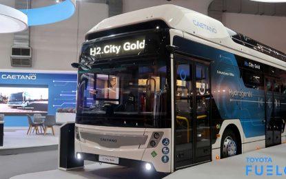 CaetanoBus H2.City Gold – autobus sa gorivim ćelijama