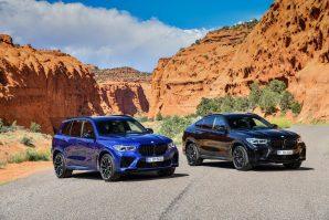 BMW X5 M, BMW X5 M Competition, BMW X6 M i BMW X6 M Competition [Galerija i Video]