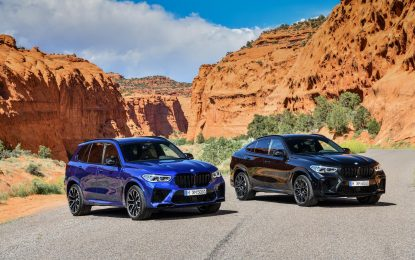 BMW X5 M, BMW X5 M Competition, BMW X6 M i BMW X6 M Competition [Galerija i Video]