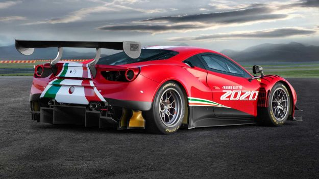 Ferrari 488 GT3 Challenge Evo [2020]
