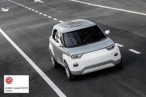 """Fiat Concept Centoventi osvojio """"Red Dot 2019"""""""