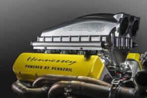 Hennessey – motor V8 sa 1.817 KS