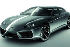 Lamborghini Grand Tourer s četvero vrata mogao bi biti prvi električni automobil, sa znakom razjarenog bika, koji bi se trebao pojaviti sredinom iduće decenije