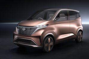 Nissan IMk concept EV – bezvremenski japanski futurizam