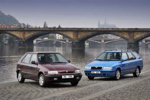 Škoda Felicia slavi 25 godina