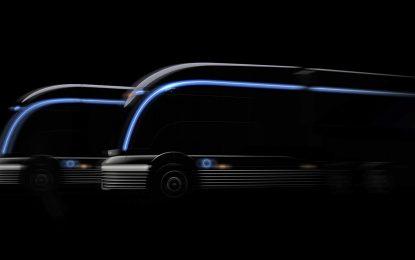 Uskoro predstavljanje tegljača Hyundai HDC-6 Neptune Concept, s pogonom na gorive ćelije, u kombinaciji sa odgovarajućom prikolicom HT Nitro ThermoTech