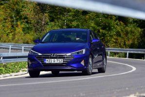TEST – Hyundai Elantra 1.6 MPI 6MT Premium