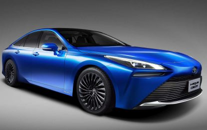 S drugom generacijom koncepta Mirai, Toyota napreduje u smjeru buduće mobilnosti [Galerija]