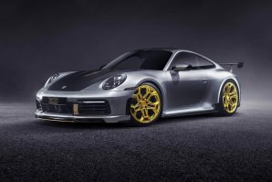 TechArt Porsche 911 Carrera 4S [Galerija]