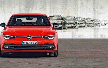 Volkswagen Golf 8 – 24. oktobra Life Happens with a Golf