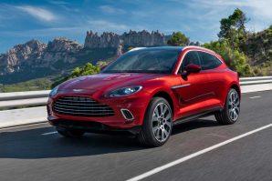 Aston Martin predstavio svoj prvi SUV – DBX [Galerija i Video]