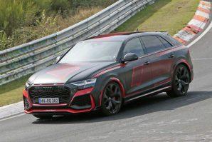 Audi RS Q8 zvanično najbrži SUV na Nürburgringu [Video]