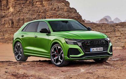 Audi predstavio veliki SUV Coupe, s genima pravog sportskog automobila – RS Q8 [Galerija i Video]