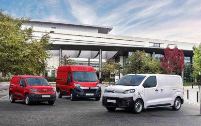 Citroen pokreće elektrifikaciju lakih komercijalnih vozila