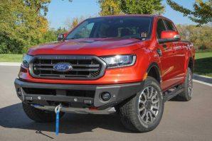 Upotpunjavanje dodatne opreme Forda Rangera – za početak vitlo