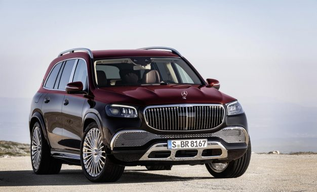 Predstavljen luksuzni Mercedes-Maybach GLS 600 4Matic [Galerija i Video]