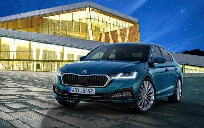 Predstavljena je Škoda Octavia četvrte generacije [Galerija i Video]